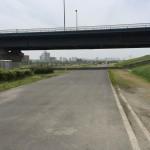 淀川サイクリングロード 守口 – 大阪湾を走る!