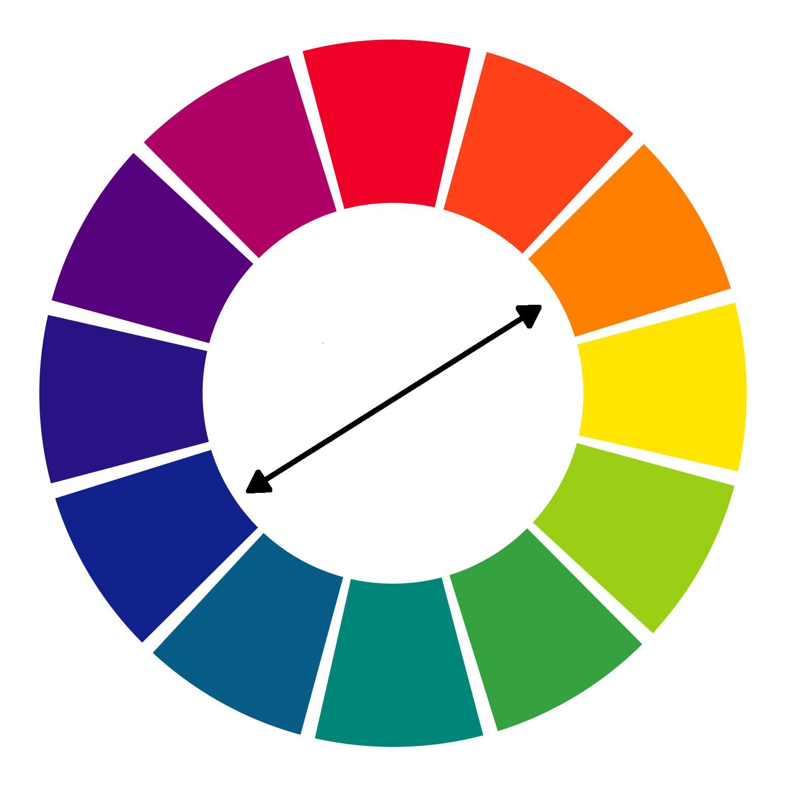 トーン別の色相カラーチャート -