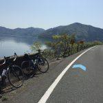 ビワイチ(びわ湖一周サイクリング)北湖一周ルートを初心者が走る!