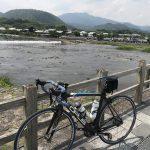 大阪から京都嵐山にロングライドしてきました