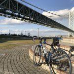 淡路島サイクリング(洲本右折コース)をダラダラライド